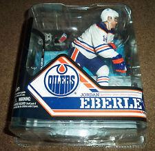 McFarlane NHL Series 32 JORDAN EBERLE Edmonton Oilers WHITE CHASE VARIANT