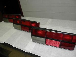 """'79 Audi 5000 """"Taillight"""""""