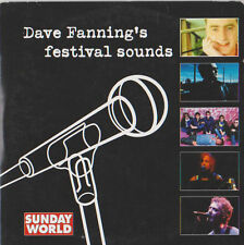 DAVE FANNING`S FESTIVAL SOUNDS DAVID GRAY,SNOW PATROL,FRAMES,MANIC STREET & REVS