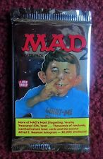 Unopened Pack Mad Magazine Series 2 Trading Cards