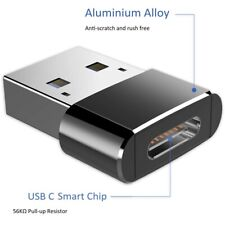Usb C To Usb Male Adapter, Mini Hi-Speed Usb C Female (Type-C) To Usb A Male jc
