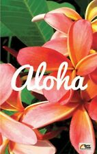 Hawaii Aloha Beach Towel measures 30 x 70 inches