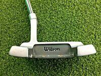 """Wilson Ultra 3D Putter  /  RH  /  ~33"""" Steel  /  Nice Wilson Grip  / mm3905"""