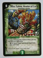DUEL MASTERS Kellogs Promo Card Bliss Totem Avatar Of Luck K5/Y1 Excellent Rare