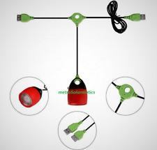BRIGHT 6LED USB MINI LIGHT FOR GOAL ZERO POWER BANKS SOLAR POWER STATIONS 1x
