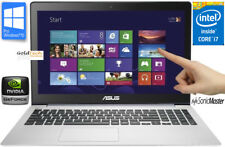 """Laptop para juegos ASUS S551L 15.6"""" Touch i7 hasta 3 GHz 8GB 750GB Win10 Pro GeForce"""