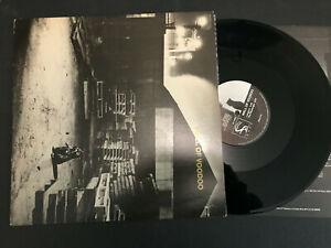 "WALL OF VOODOO EP USA 1980 12"" VINYL"