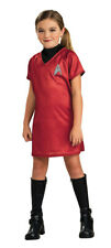 STAR TREK GIRLS UHURA HALLOWEEN FANCY DRESS COSTUME