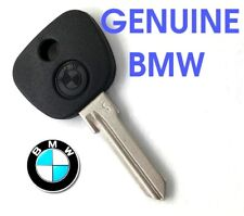 Genuine BMW general key (blank). OEM E21 E23 E24 E28 E30 etc 51211900892