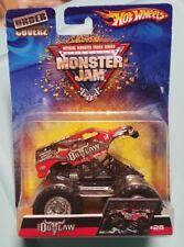 Monster Jam Iron Outlaw #25 Gunslinger #5 Hot Wheels FREE SHIPPING