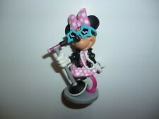 Disney  Mickey and Friends Character  Figure  -  Minnie Mouse as a Super Star
