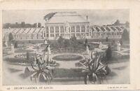 ST. LOUIS MO - Shaw's Garden – udb –1905