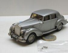 Western Models WMS 57: ROLLS ROYCE Silver Dawn 1957