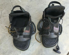 New listing Cwb Wakeboard Bindings - Adjustable Cable Lock System - Mens Size 10-14