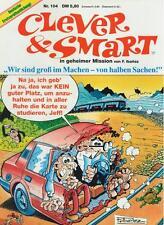 Clever & Smart 104 (Z1, 1. Auflage), Condor