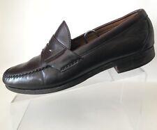 Allen Edmonds Penny Loafers Burgundy Dress Shoes Leather Shoes Mens Size 9