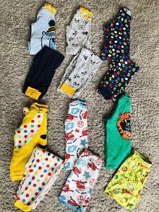 ❤️Huge Bundle Of Boys Pyjamas Pj's Sleepwear 6-7 Years X6❤️