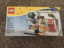 LEGO GRAND OPENING RETAIL STORE PROMO SET - SEALED - 40145