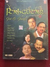 Rahguzar geet & Ghazals Set of 4 Cd