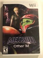 Metroid: Other M (Nintendo Wii, 2010)Brand New Original Release