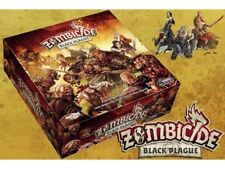 Zombicide Black Plague Season 4 Asterion Press Boardgame ITA