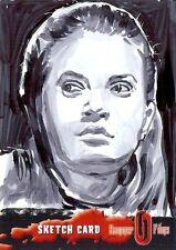 Hammer Horror Series 2 Sketch Card drawn by Chris Henderson /9