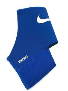New Nike Pro Ankle Sleeve ~ Small ~ Color: Game Royal