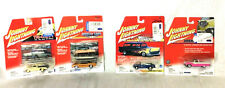 JOHNNY LIGHTNING Cyclone Chevy Nomad Cyclon Thunder Wagon Ford crown Lot of 4
