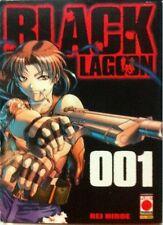 Planet Manga - Black Lagoon 1 - Ristampa - Nuovo !!!