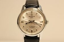 "VINTAGE NICE LADIES SWISS  CLASSIC MECHANICAL WATCH""RODANIA"" SPORT 17 J"