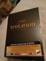 °°° dvd twilight chapitre 2 tentation neuf sous blister 2 dvd