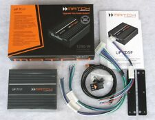 MATCH UP 7DSP 7-CHANNEL CLASS HD AMPLIFIER + DSP, FOR CARS WITH CENTRAL SPEAKER