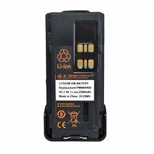 PMMN4409 Li-ion Battery For Motorola XPR7550 DP4400 DP4401 Walkie Talkies
