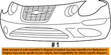 CHRYSLER OEM 02-04 300M-Bumper Cover 5083698AA