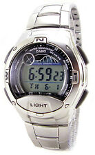 CASIO W753D FISHING TIDE GRAPH 12 MONTH WARRANTY RRP $139.00