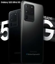 Samsung S20 Ultra 5G Samsung Warranty NTC Agsbeagle