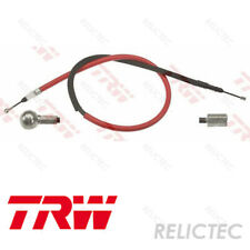 Parking Hand Brake Cable for Fiat Citroen Peugeot Lancia:ULYSSE,C8,807,PHEDRA