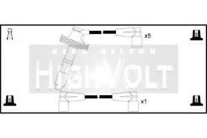 IGNITION LEADS SET FOR VOLVO 850 2.5 1991-1994 OEF426-1