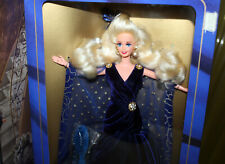 Sapphire Dream Barbie Doll 13255 Mattel 1995 Society Style Collection Limited Ed