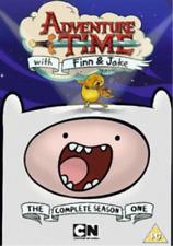 Adventure Time The Complete Season 1 (3 Dvd) [Edizione: Regno Unito... DVD NEW