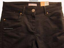 New Womens Marks & Spencer Black Jeggings Size 8 Medium