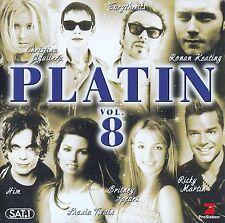 PLATIN VOL. 8 / 2 CD-SET - TOP-ZUSTAND