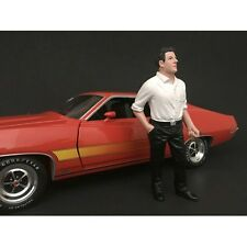 70's STYLE FIGURE III FOR 1:18 SCALE BY AMERICAN DIORAMA 77453