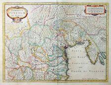 MERCATOR HONDIUS ITALIEN ITALIA DOMINIUM VENETUM ITALIA VENEDIG SLOWENIEN 1606