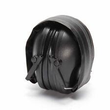 Black Ear Defenders Headphones 27Db Highest NRR Muffs Shooting Protector WH3