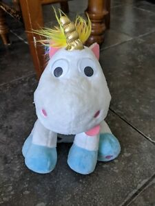 Unicorn Plush Toy Fart Laugh Doesn't Work Only Plush Toy Rainbow Mane Tail