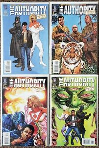 The Authority More Kev 1 2 3 4 Wildstorm Complete Set Series Run Lot 1-4 VF/NM