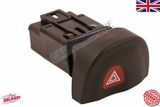 HAZARD WARNING LIGHT SWITCH RED BUTTON FOR RENAULT MEGANE MK1 1996-2003