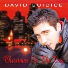 Christmas in The City CD David Guidice 2009 NEW