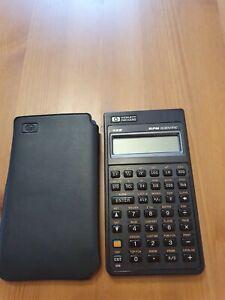 HP 42S RPN Scientific Calculator Hewlett Packard  *Slightly used*